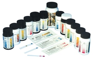 Industrial Test Systems Total Chlorine Test Strips 0-10 ppm Bottle of 50 I480010