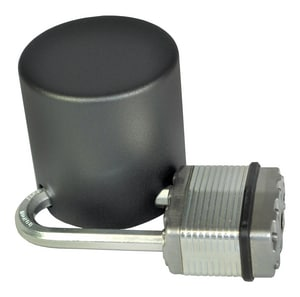Monarch Instrument Locking Security Cover for Monarch Instrument 36J809 Pressure Data Logger M53969912
