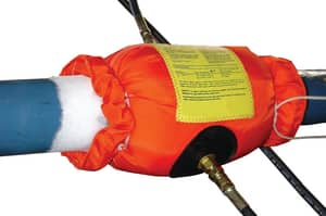 COB Industries Qwik-Freezer™ 3/8 - 6 in. Portable Pipe Double Freeze Kit CQF6200 at Pollardwater