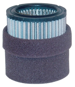 Universal Silencer 2-1/2 x 4-1/4 in. Universal and EMS Filter Silencer Felt Element EEMO811203 at Pollardwater