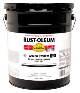 Rust-oleum Potable Water Coating in White RW9293300 at Pollardwater