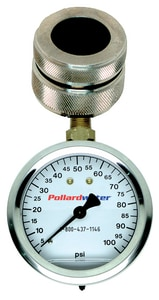 Pollardwater 60 psi Inspection Pressure Test Gauge (Less Case) PP67114 at Pollardwater
