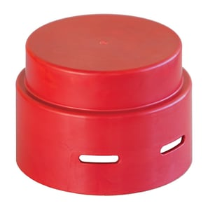 Telog Instruments HPR-31 Hydrant Pressure Recorder Security Cover in Red TAHSCR at Pollardwater