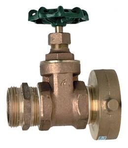Pollardwater FNST x MNPT 2-1/2 x 1 in. Shut-off Valve PP67582 at Pollardwater