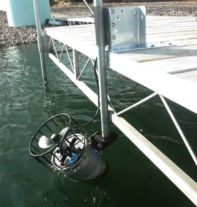 Kasco Marine Incorporated 3/4 hp Circulator with 200 ft. Cord K3400A200 at Pollardwater