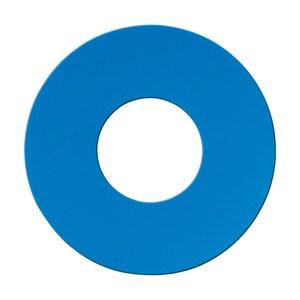 Pollardwater 2-1/2 in. Hydrant Flow ID Disk Class AA Blue PP68580