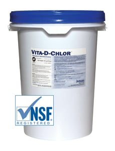 Pollardwater Vita-D-Chlor™ Dechlorination Granules Neutral 55 lbs PVITA3335065