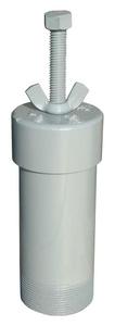 Tri-State Wastewater 1 in. MNPT Painted Steel Blower Pressure Relief Valve TTSPRV