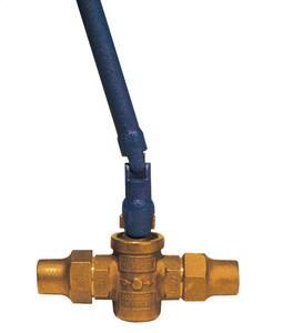 Pollardwater 4 ft. T-handle Shutoff Key PP538SW at Pollardwater