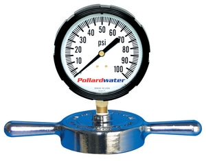 Pollardwater NST 2-1/2 in. Gauge PP67000LF at Pollardwater