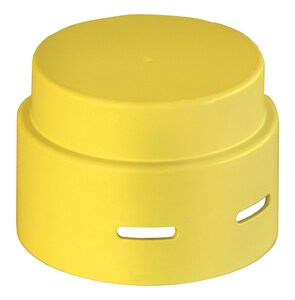 Telog Instruments HPR-31 Hydrant Pressure Recorder Security Cover in Yellow TAHSCY at Pollardwater