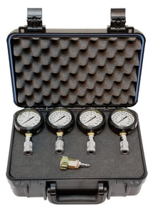Pollardwater 2-1/2 in. Pressure Test Kit with Case PP67130