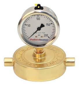 Pollardwater NST 2-1/2 in. 200 psi Hydrant Gauge PP67023EZ at Pollardwater