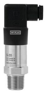 WIKA 25 psi Pressure Transmitter W52376524 at Pollardwater