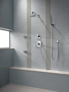 Delta Faucet Zura™ Multi Function Hand Shower in Polished Chrome D55140