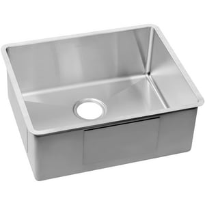 Elkay Crosstown® 22-1/2 x 18-1/2 in. Stainless Steel Single Bowl Undermount Kitchen Sink EECTRU21179