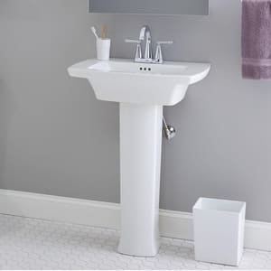 American Standard Edgemere® Bathroom Sink in White A0039000020