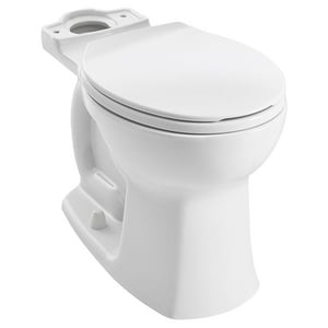 American Standard Edgemere® Round Front Toilet Bowl in White A3519B101020