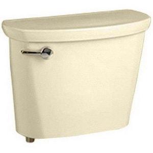 American Standard Cadet® Pro™ 1.28 gpf Floor Mount Toilet Tank in Bone A4188B104021