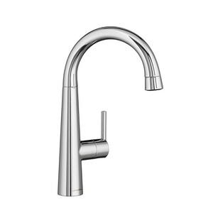 American Standard Edgewater™ Single Handle Lever Handle Bar Faucet in Polished Chrome A4932410