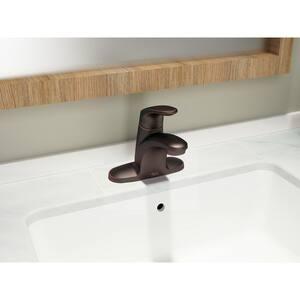 American Standard Colony® Pro Single Handle Widespread Bathroom Sink Faucet in Legacy Bronze A7075006278