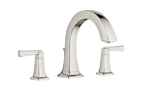 American Standard Townsend® Two Handle Roman Tub Faucet in Polished Nickel A7353900