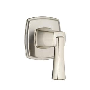 American Standard Townsend® Diverter Valve Trim with Single Lever Handle in Brushed Nickel AT353430295