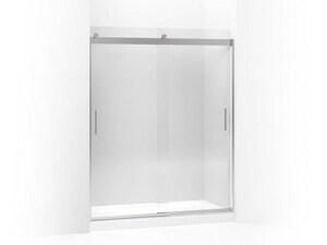 Kohler Levity® 59-5/8 in. Sliding Shower Door in Bright Polished Silver K706164-L-SHP
