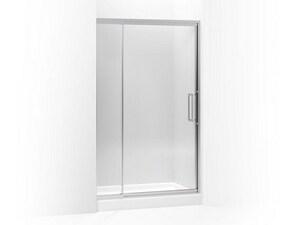 KOHLER Lattis® 12 in. Side Panel in Bright Silver K705867-L-SH