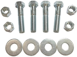 FNW 24 in. SDR 17.6 Lug Butterfly Valve Bolt Kit FNWABFBK17624