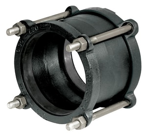 Ford Meter Box 8 in. Ductile Iron Bolted Coupling 9.05 - 9.40 in. FFC1940940