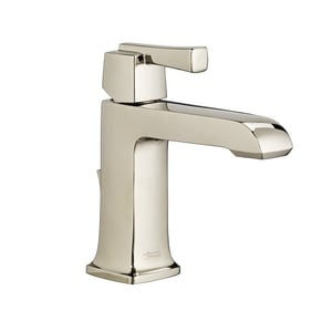 American Standard Townsend® 7-13/16 in. 1-Hole Deckmount Bathroom Faucet with Single Lever Handle in Polished Nickel A7353101013