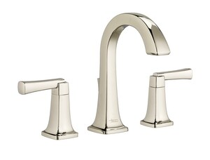 American Standard Townsend® Two Handle Widespread Bathroom Sink Faucet in Polished Nickel A7353801013