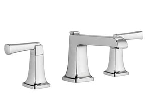 American Standard Townsend® Two Handle Widespread Bathroom Sink Faucet in Polished Chrome A7353841