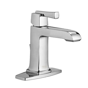 American Standard Townsend® Single Handle Monoblock Bathroom Sink Faucet in Polished Chrome A7353101