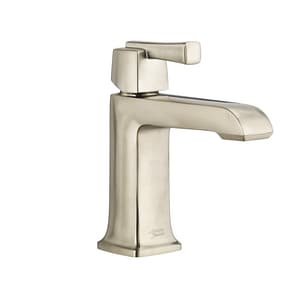 American Standard Townsend® 7-13/16 in. 1.2 gpm 1-Hole Lavatory Faucet with Single Lever Handle in Satin Nickel - PVD A7353101295