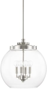 Capital Lighting Fixture Co. Mid-Century 60W 4-Light Pendant C321142