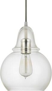 Capital Lighting Fixture Pendants and Minis 11-1/4 in. 1-Light Mini Pendant in Polished Nickel C4644143