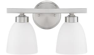 Capital Lighting Fixture Jameson 2-Light Vanity Fixture C114321333