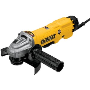 DEWALT 6 in. 13A 9000 RPM Paddle Lock Angle Grinder DDWE43144
