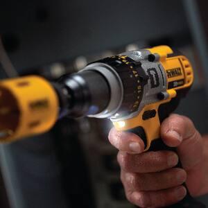 DEWALT 20V Max Cordless 20V 1/2 in Hammer Drill DDCD985M2 at Pollardwater