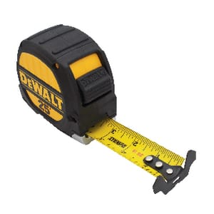 DEWALT 25 ft. Measuring Tape DDWHT33975