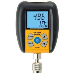 Fieldpiece Instruments 500 psig Digital Micron Vacuum Gauge FIESVG3