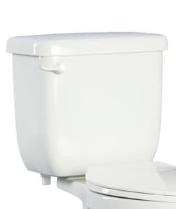 PROFLO® Jerritt Series 1.28 gpf Toilet Tank in White PF5112LHEWH