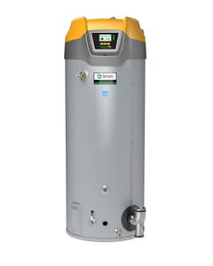 A.O. Smith Cyclone® Mxi 119 gal Thermal Efficiency 499.9 MBH Commercial Natural Gas Water Heater ABTH50000N000000