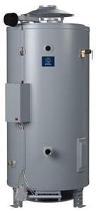 State Industries SandBlaster® 100 Gallon 275MBH Propane Water Heater Aluminum SSBD100275PE