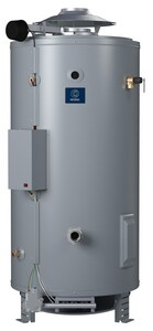 State Industries SandBlaster® 100 gal. Lowboy 390 MBH Natural Gas Commercial Water Heater SSBD100390NE
