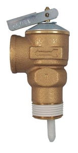 Apollo Conbraco 13-500 Series 3/4 in. Bronze MNPT x FNPT 15# Relief Valve A13511B15 at Pollardwater