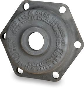 4 x 3 in. Mechanical Joint C153 IPT Tap-on-Pipe Cap (Less Accessories) MJTCAPLAPM