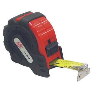 Malco 25 ft. x 1 in. Magnetic Power Return Tape Measure MT425M